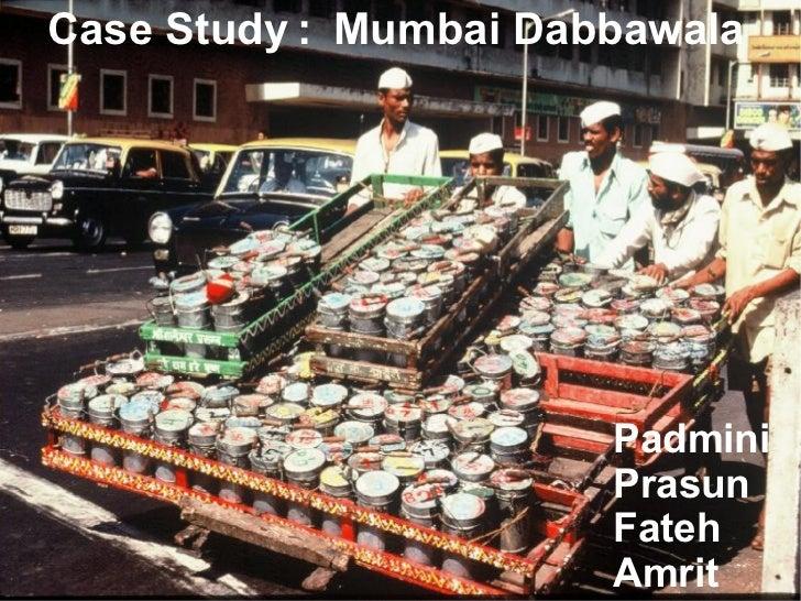 35914982 Supply Chain Of Mumbai Dabbawala 1