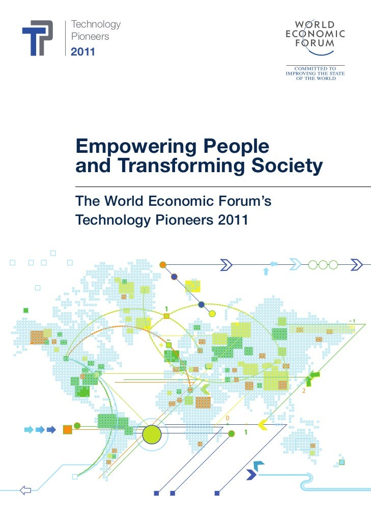 Empowering People and Transforming Society