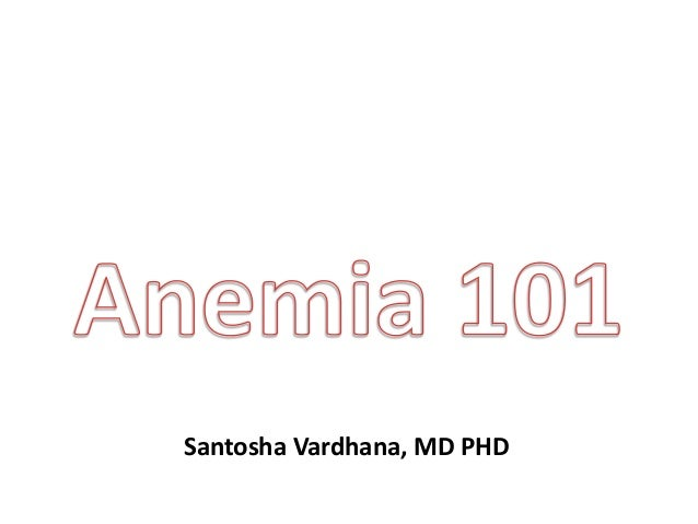 Santosha Vardhana, MD PHD