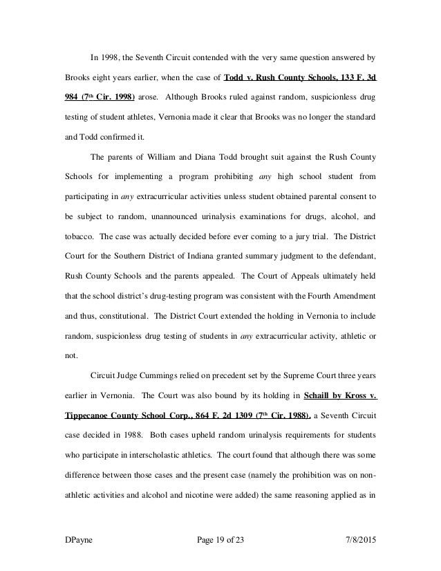 In 1998, the Seventh Circuit contended with the very same question answered by Brooks eight years earlier, when the case o...