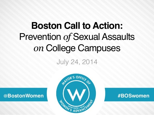 sexual assault in college campuses It is estimated that only 5% of sexual assaults on college campuses are reported, making sexual assault the most underreported crime rape results in about 32,000 pregnancies each year tackle a campaign to make the world suck less.