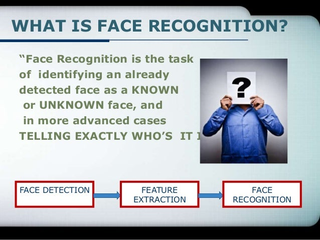 thesis on real time face recognition Microsoft research has posted a video demonstrating their new real time face and pose recognition software the onevision technology indexes an entire movie frame by frame, tagging individuals along the way, and can cope with low resolution images at a distance, ideal for something like kinect for example.