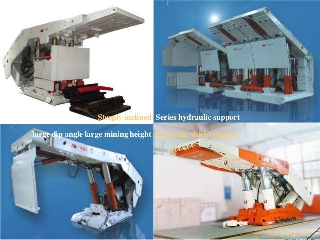 Low Coal Seam Longwall Mining Technology Hot Mining Serena