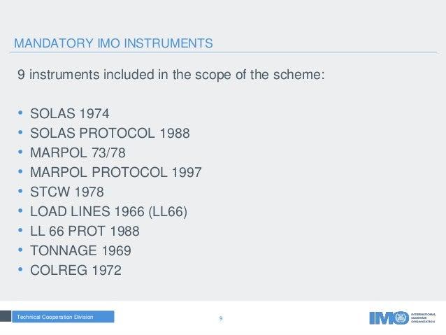 marpol 73/78 annexe ii procédures et dispositions transmission manuelle