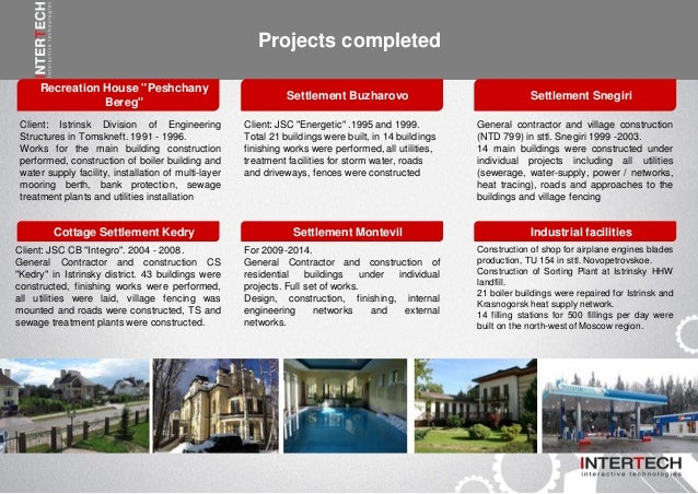 InterTech is a top contracting company in Doha, Qatar
