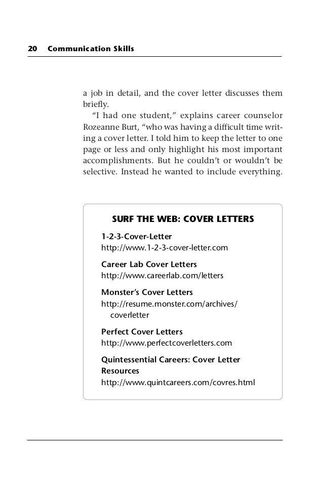 Order Custom Essay Online Sample Cover Letter Quintcareerscom - Monster cover letter