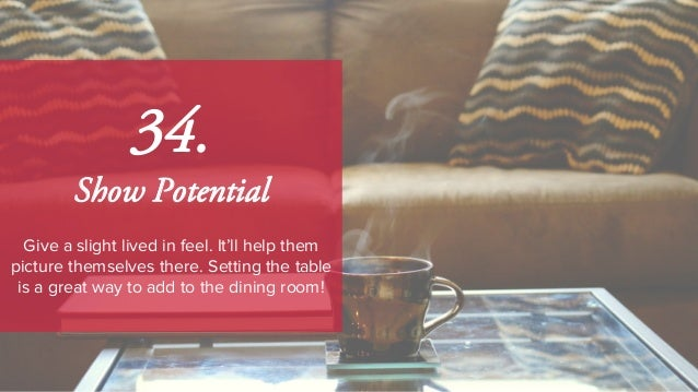 35 Quick Fix Home Staging Tips