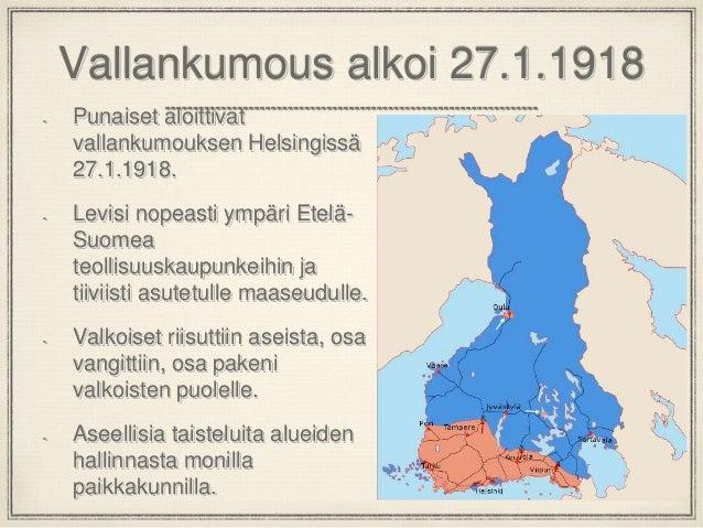 Suomen Sisällissota Valkoiset