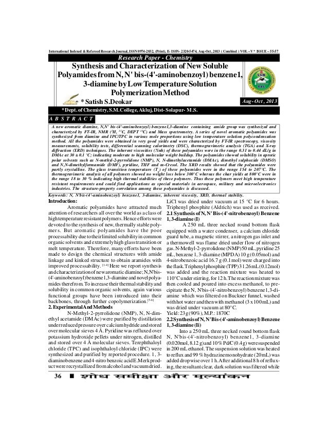 36 International Indexed & Refereed Research Journal, ISSN 0974-2832, (Print), E- ISSN- 2320-5474, Aug-Oct, 2013 ( Combind...