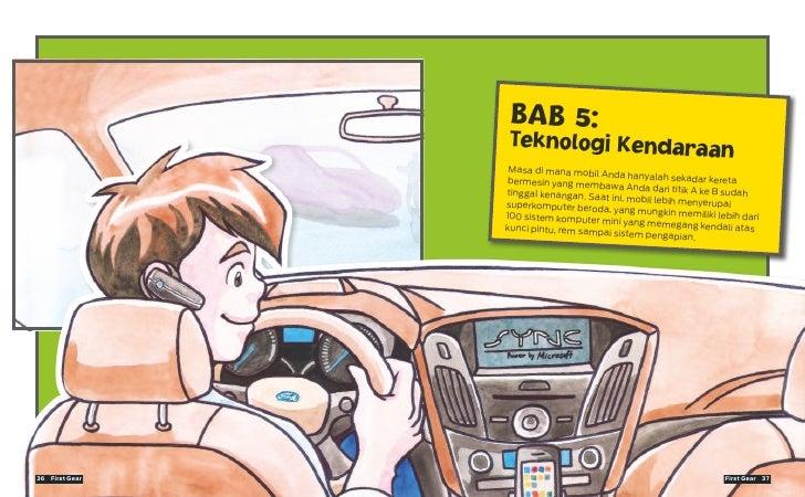 BAB 5:                    Teknologi Kendaraan                    Masa di mana mobil                                       ...