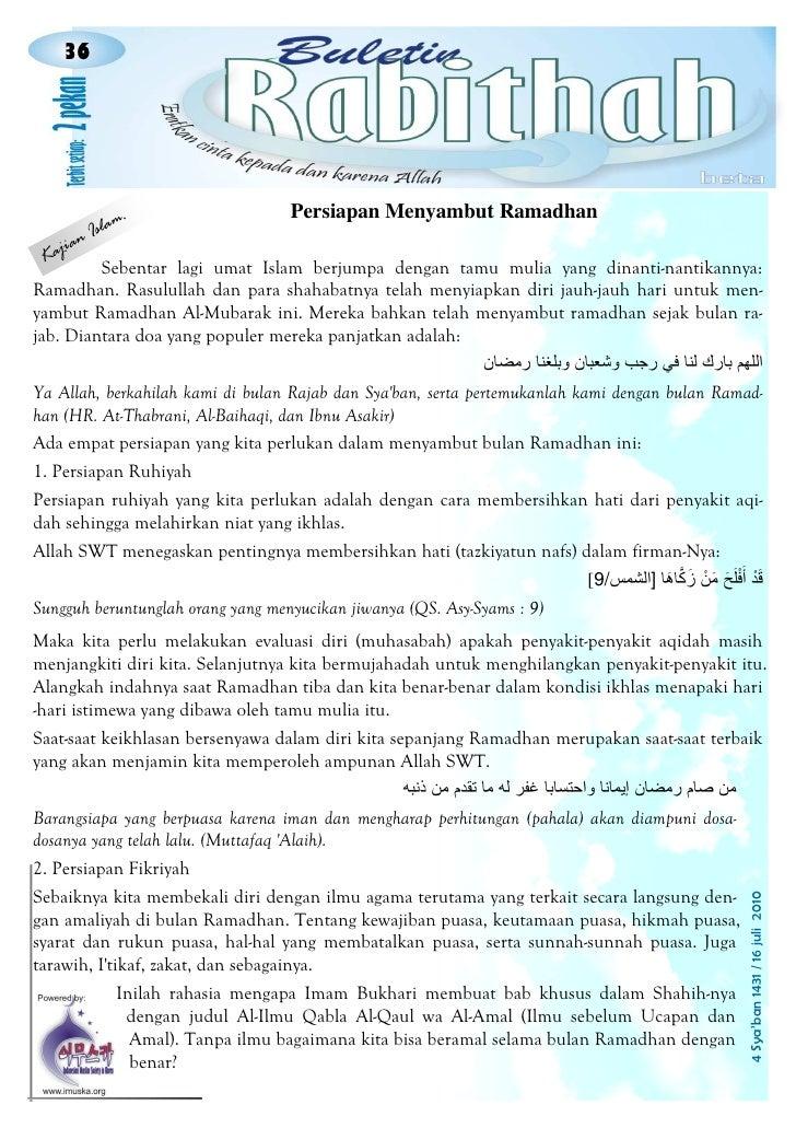 36                                  021                    m.                  Persiapan Menyambut Ramadhan           Isla...