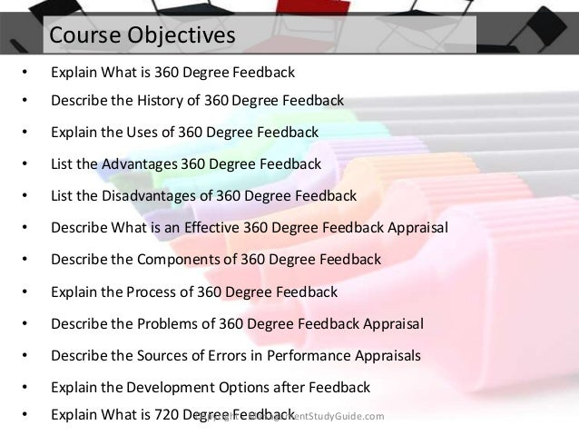the history of 360 degree feedback performance appraisa
