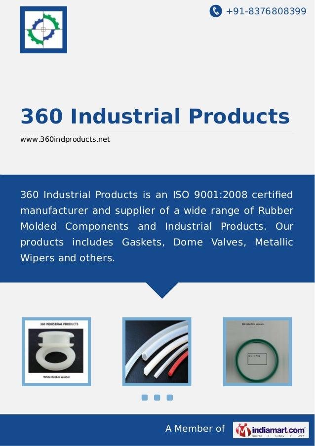 +91-8376808399  360 Industrial Products www.360indproducts.net  360 Industrial Products is an ISO 9001:2008 certified manuf...