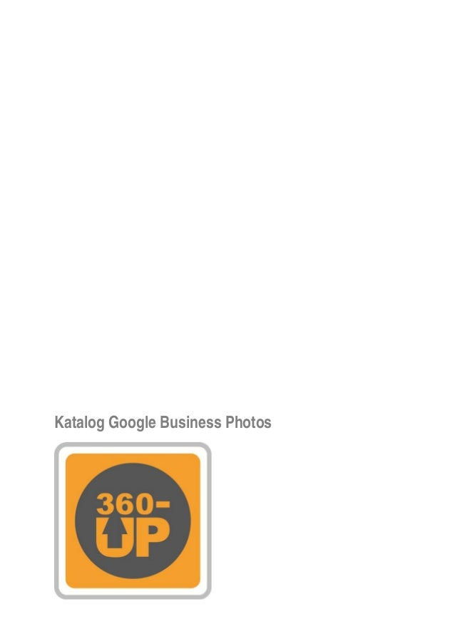Katalog Google Business Photos