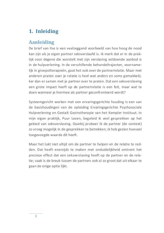 Onderzoek effect verslaving op de partner puur leven - Voorbeeld van tuindecoratie ...