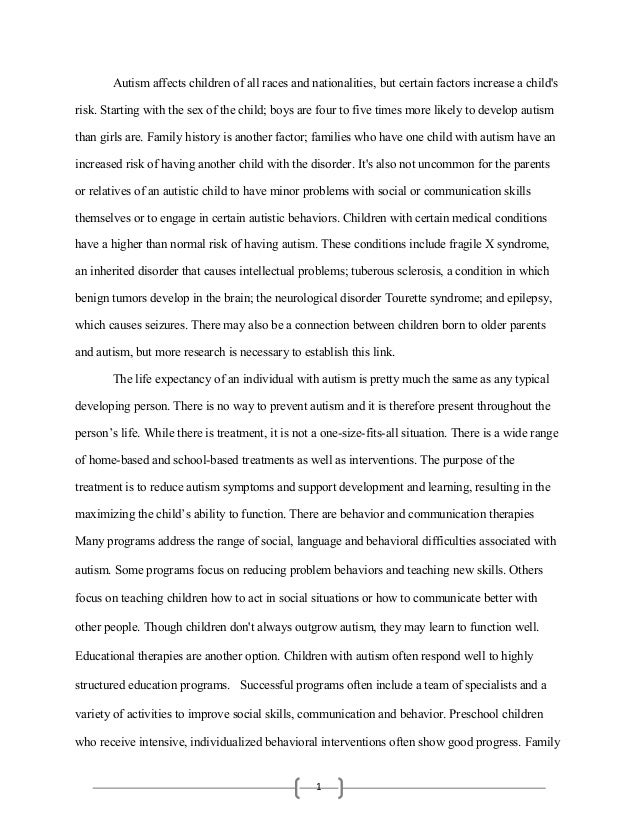 Synthesis Essay Autism Essays Autism Essay Topics Autism Research Paper Outline Xyz Business Essays also Sample Of Research Essay Paper How To Write An Analytical Essay  California State University  Cause And Effect Essay Topics For High School