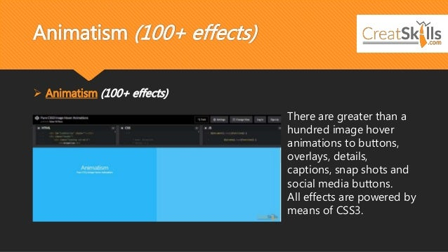 360+ best css hover effects in 2016 | creatskills com