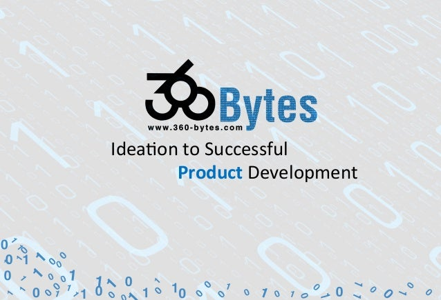 Idea%on	to	Successful	 Product	Development