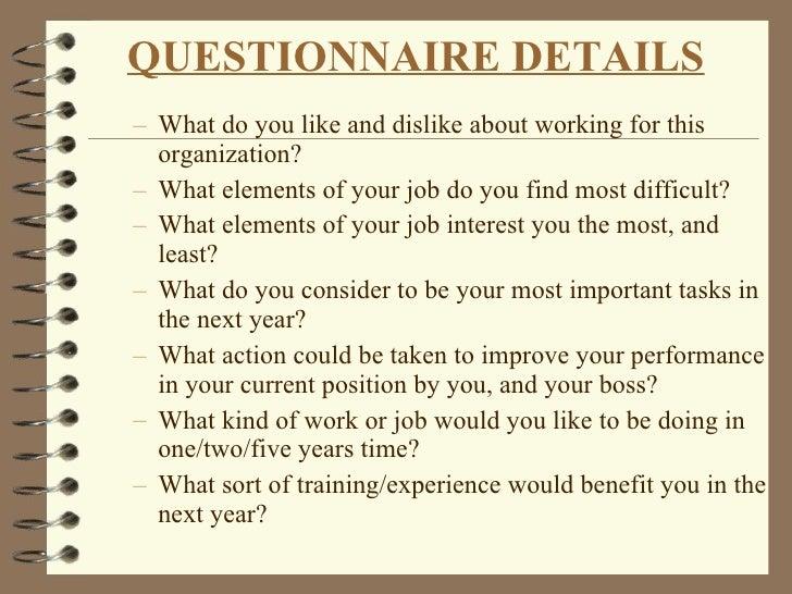 13 what do you like and dislike - Do You Like Your Job What Do You Like About Your Job Or Least Like