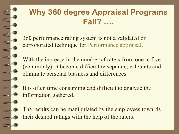 360 degree final ppt for 360 degree performance review template
