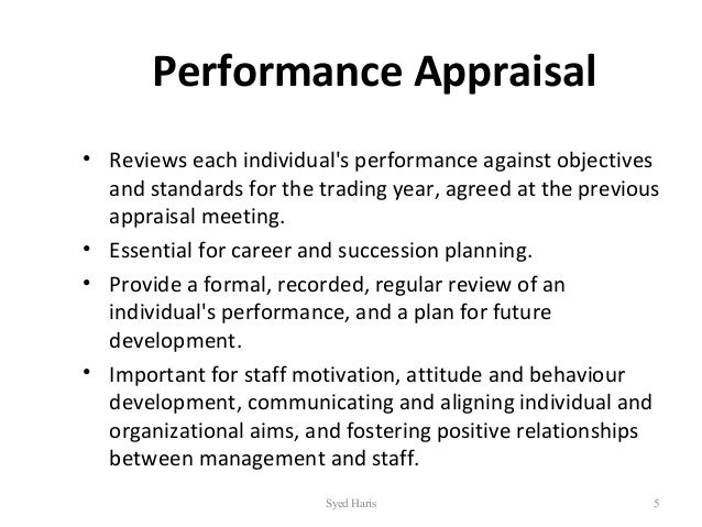 performance appraisal and motivation thesis