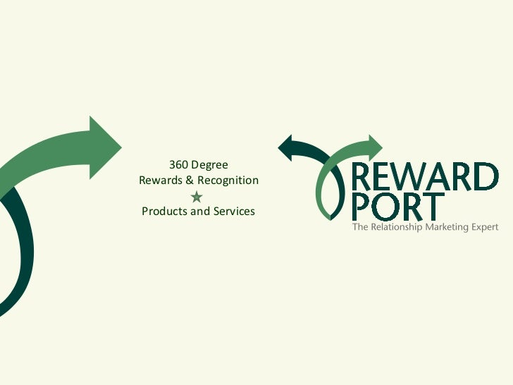 360 DegreeRewards & RecognitionProducts and Services