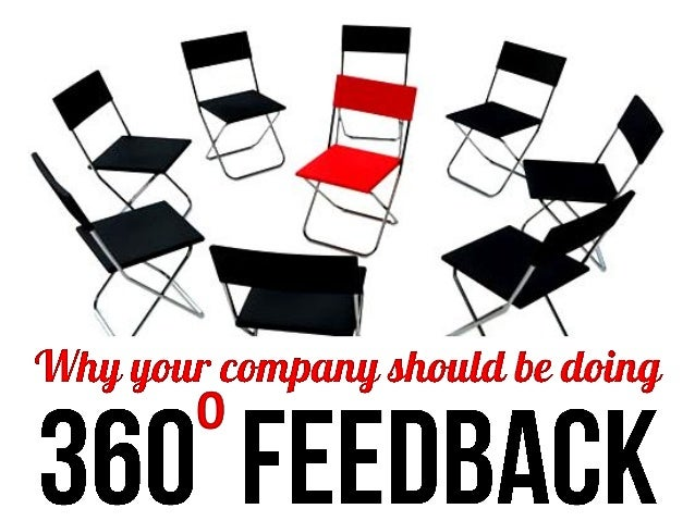 360 degree feedback and its effect Feedback, everyone agrees it's important but timely and effective feedback is still missing in most companies over the past fifty years, the 360-degree feedback process has become popular as it provides the recipient with feedback from everyone that she is in contact with.