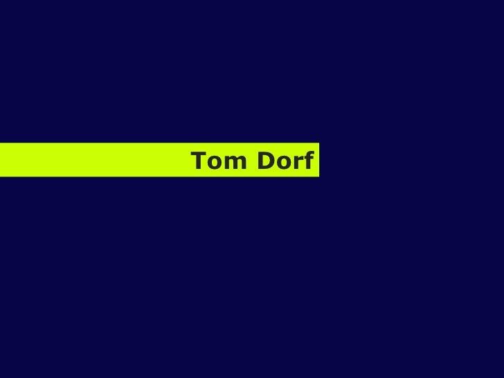 Tom Dorf