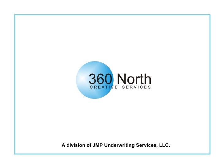 A division of JMP Underwriting Services, LLC.