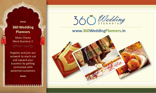 360 Wedding Planners More Clients Business