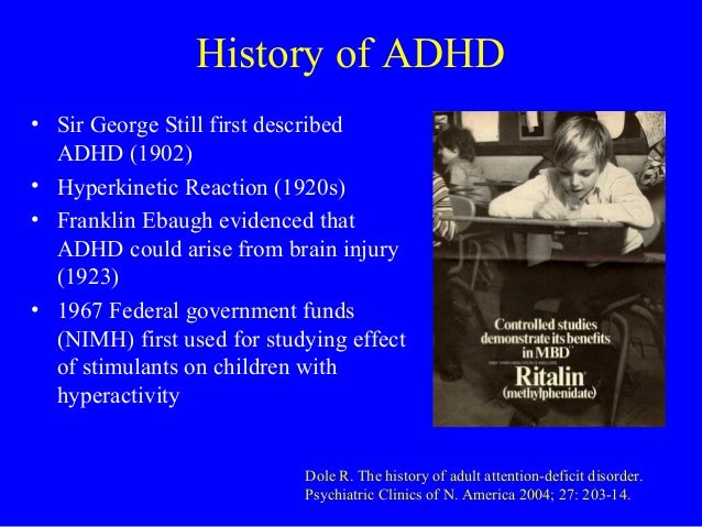 a study of adhd and its effects on society Study links adhd to five brain areas brain regions involved in emotion and attention are smaller in children with adhd  that makes it the largest adhd study to date its participants ranged in age from 4 to 63 they live in 23 places around the world  sns is a program of the society for science & the public , a nonprofit 501(c)(3.