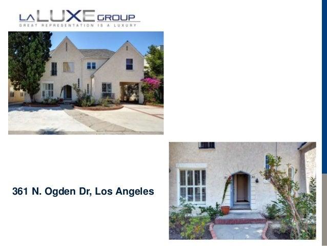 361 N. Ogden Dr, Los Angeles