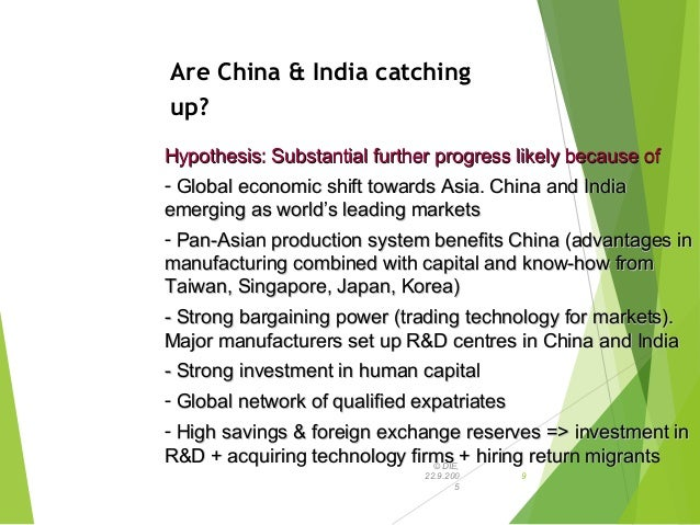 is china a threat to indian industry essay China's increased involvement in south asia poses a challenge to india as the   and other fabrics central to the garment industry) without the visa, transport, and   however, india's and china's mining projects face security threats from the.