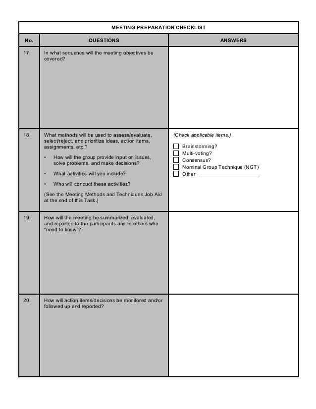 36337960 form-meeting-preparation-checklist