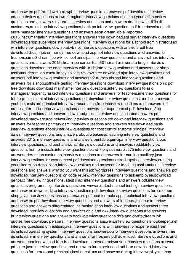 Questions edition shivprasad 6th pdf interview koirala .net