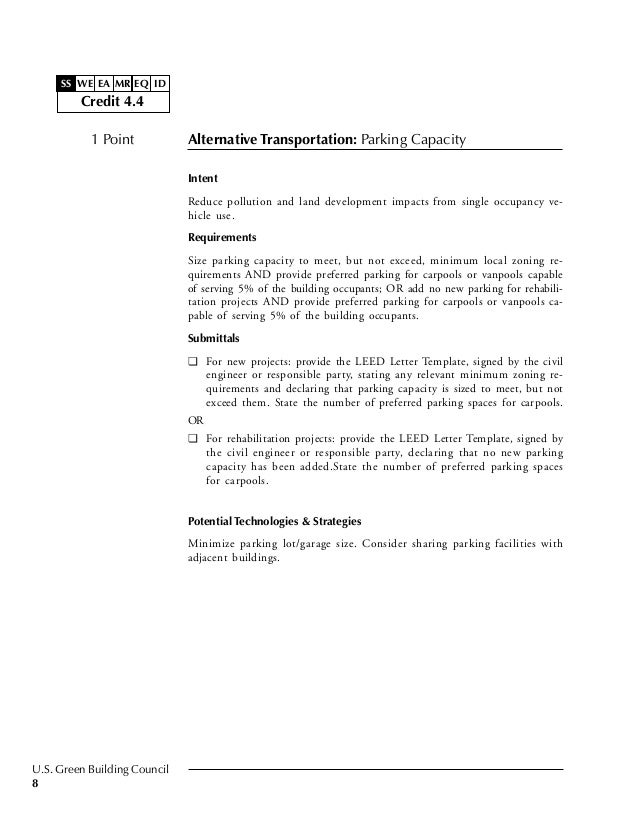 leed letter template - leed letter template gallery template design ideas