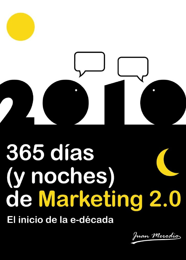 365 días (y noches) de Marketing 2.01