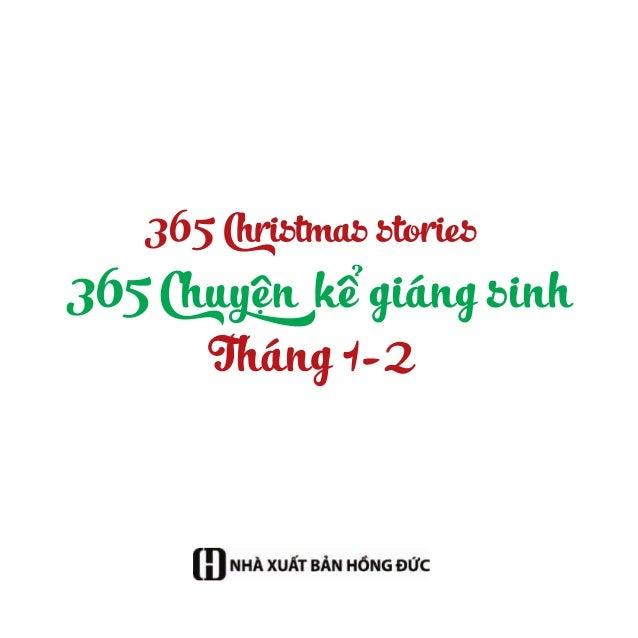 365 Christmas stories