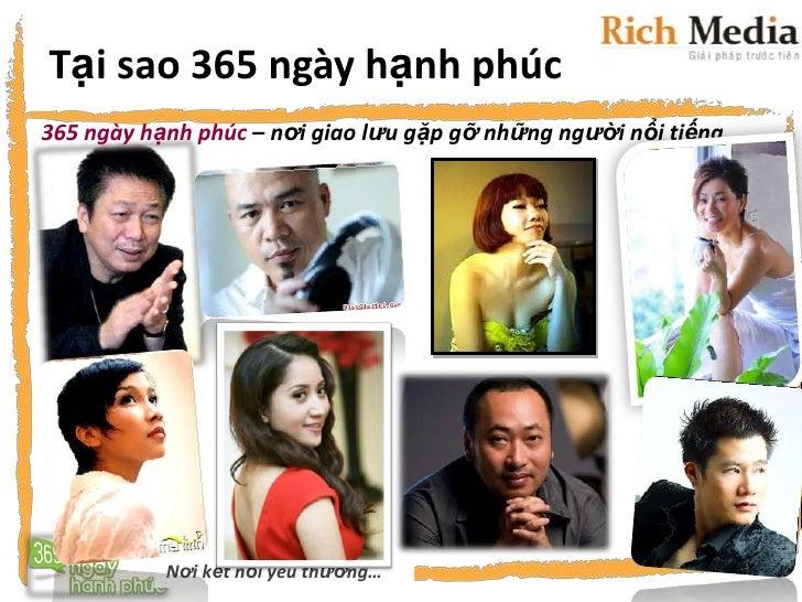 19. Tại sao 365 ngày hạnh phúc365 ngày hạnh phúc ...