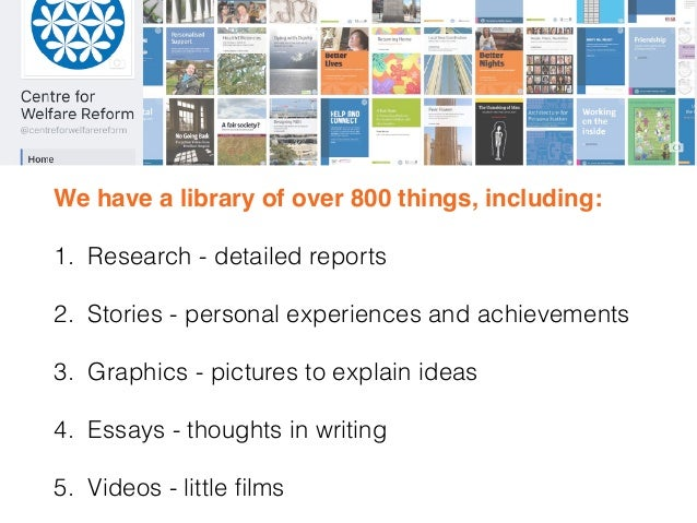 You can get involved by 1. Sharing work through our library 2. Joining one of our projects (or starting a new one) 3. Beco...