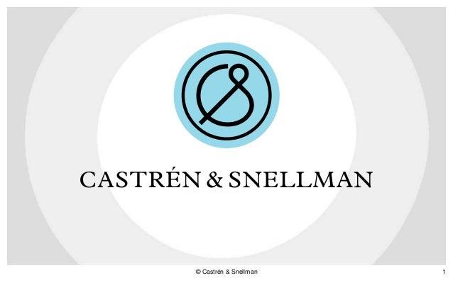 © Castrén & Snellman  1