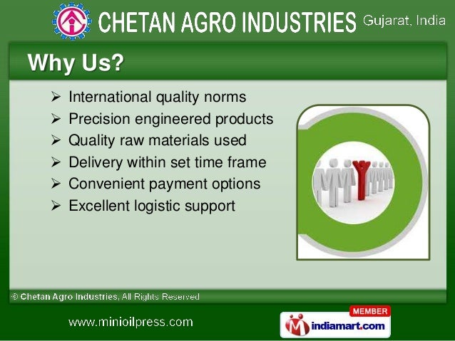 Food Processing Machines by Chetan Agro Industries, Rajkot  Slide 3