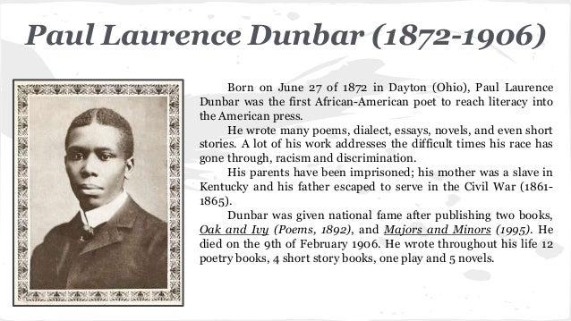 Paul Laurence Dunbar Poems 6