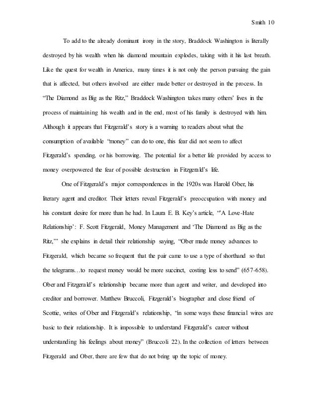 researched critical essay 10