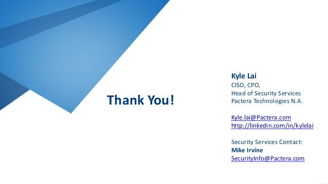 Isaca China Cybersecurity Law Presentation Kyle Lai V3 2
