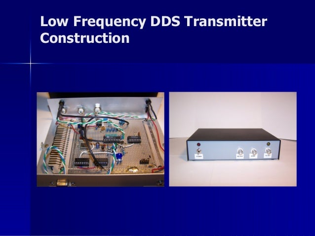 Low Frequency Dds