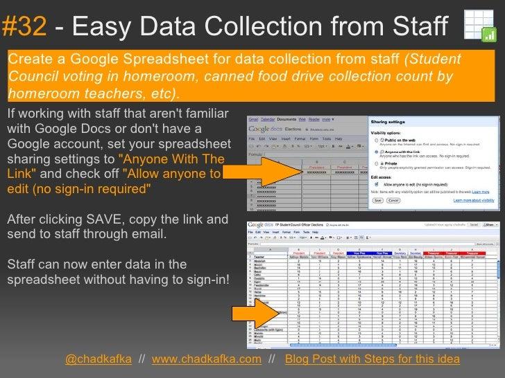 #32-EasyDataCollectionfromStaffCreateaGoogleSpreadsheetfordatacollectionfromstaff(StudentCouncil voting in ...
