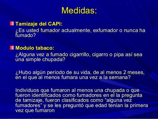 Colombia Chupada