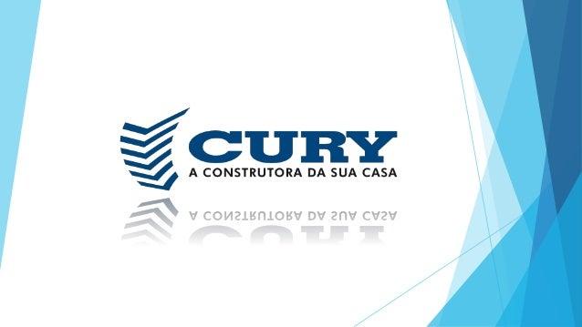  Incorporação: Cury Construtora  Construção: Cury Construtora  Localização: Rua Dr. Barros Junior – Nova Iguaçu  Área ...