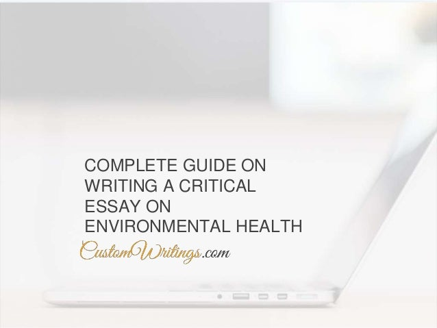 Research Paper Essays  Computer Science Essay also Thesis For A Persuasive Essay Complete Guide On Writing A Critical Essay On Environmental  Essay In English Literature